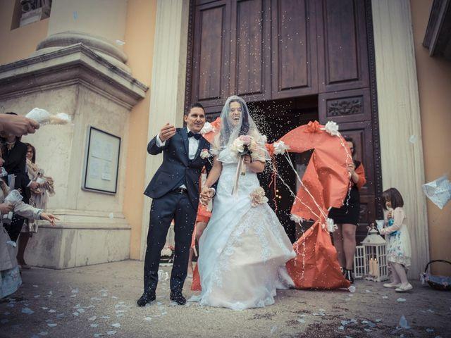 Il matrimonio di Riccardo e Elisa a Chiampo, Vicenza 42