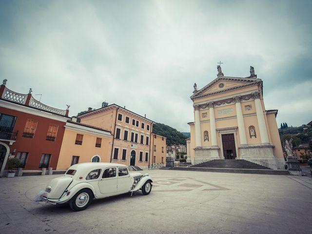 Il matrimonio di Riccardo e Elisa a Chiampo, Vicenza 47