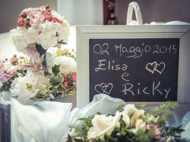 Il matrimonio di Riccardo e Elisa a Chiampo, Vicenza 61