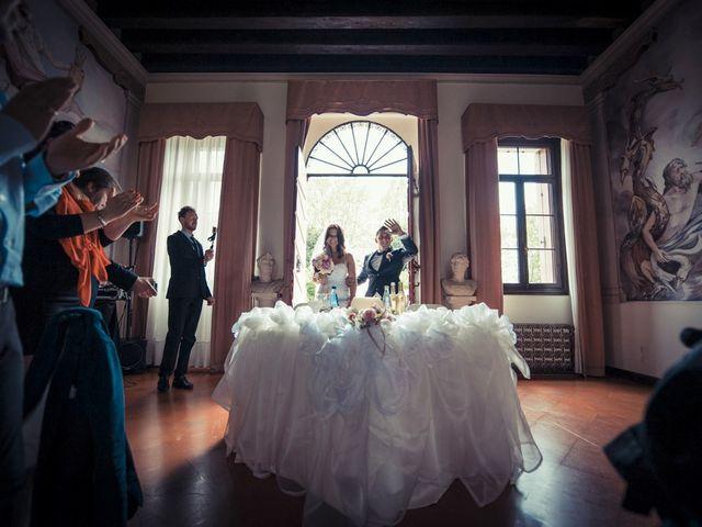 Il matrimonio di Riccardo e Elisa a Chiampo, Vicenza 62