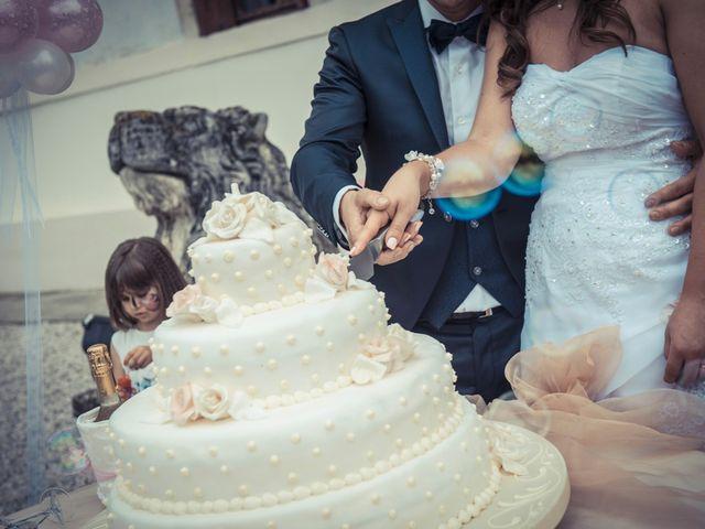 Il matrimonio di Riccardo e Elisa a Chiampo, Vicenza 71