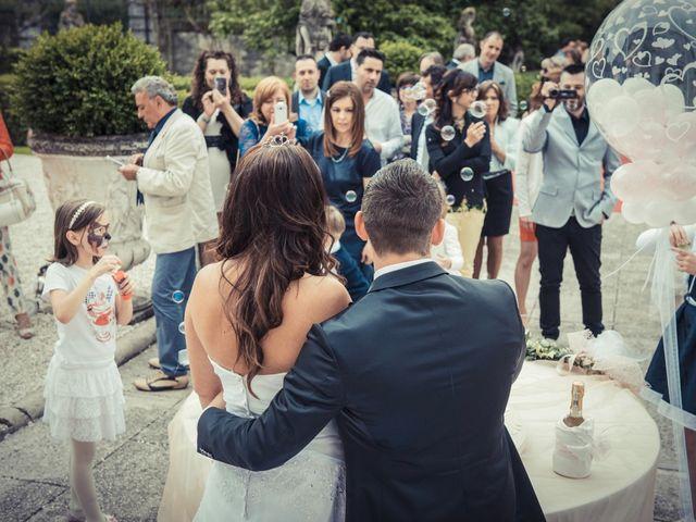 Il matrimonio di Riccardo e Elisa a Chiampo, Vicenza 73