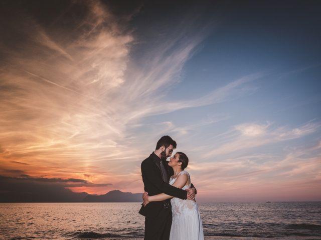 le nozze di MariaGrazia e Giannicola