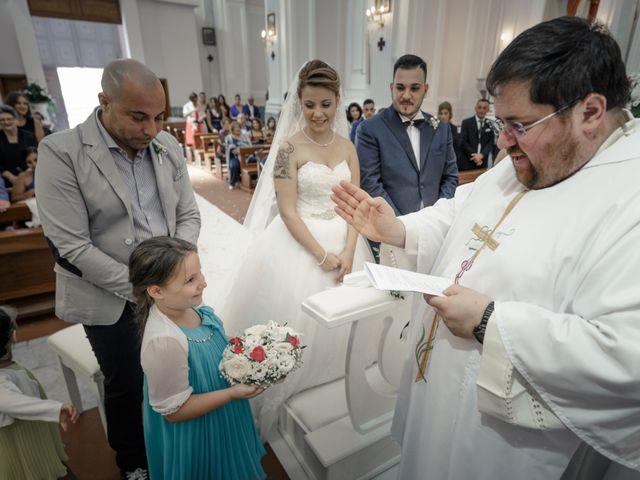 Il matrimonio di Gerardo e Valentina a Salerno, Salerno 19