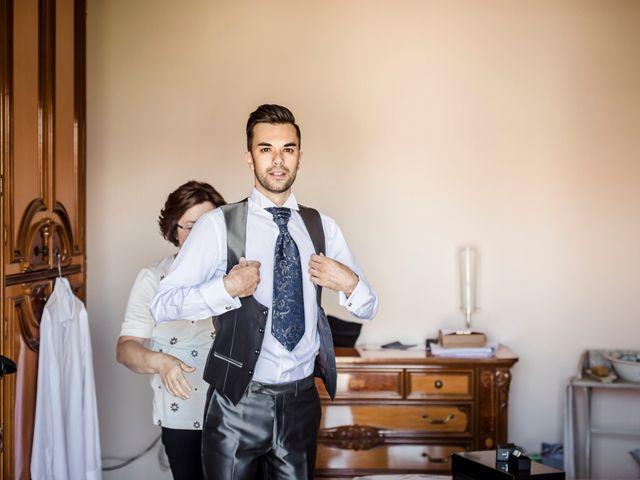 Il matrimonio di Luca e Shkendije a Novara, Novara 8