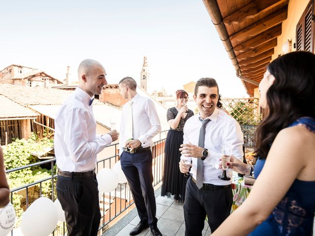 Il matrimonio di Luca e Shkendije a Novara, Novara 16