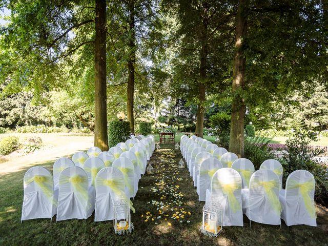 Il matrimonio di Luca e Shkendije a Novara, Novara 19