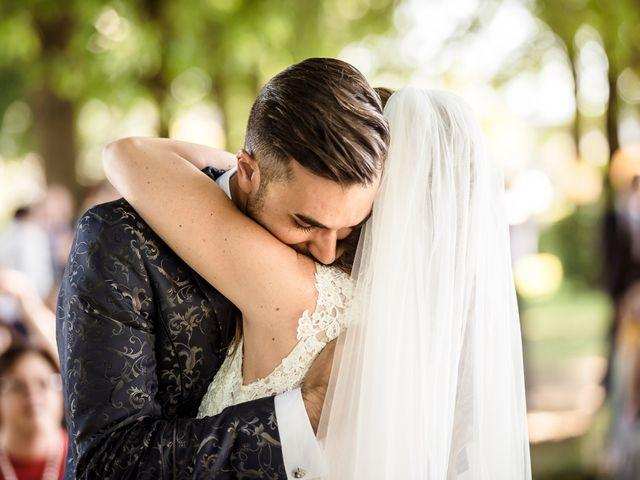 Il matrimonio di Luca e Shkendije a Novara, Novara 28