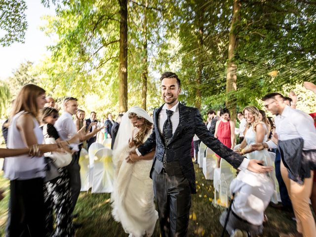 Il matrimonio di Luca e Shkendije a Novara, Novara 29