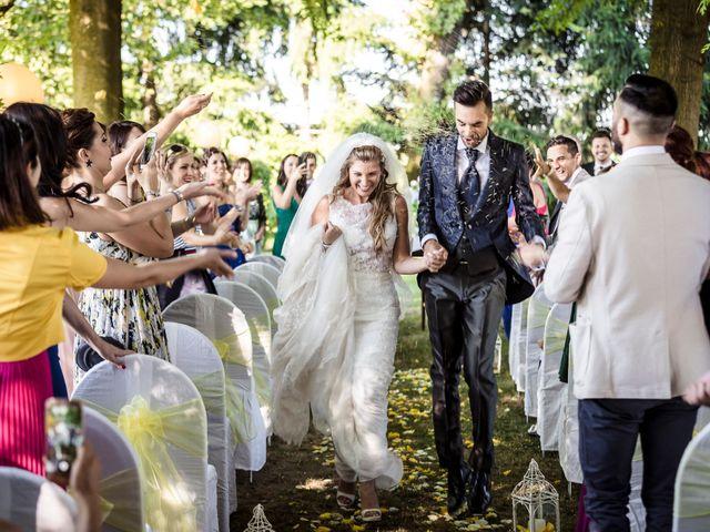 Il matrimonio di Luca e Shkendije a Novara, Novara 30