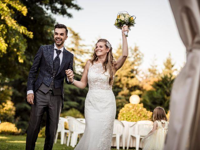 Il matrimonio di Luca e Shkendije a Novara, Novara 1