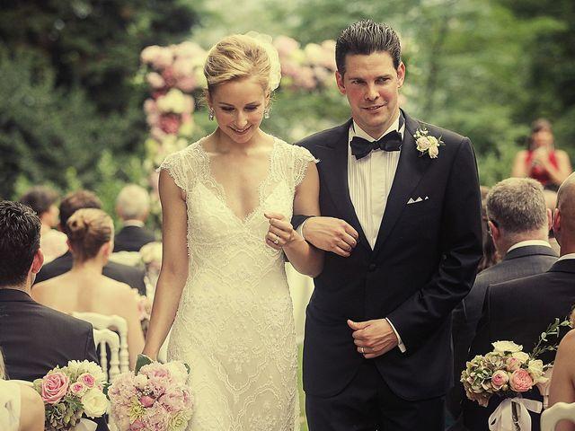 le nozze di Franziska e Adrian