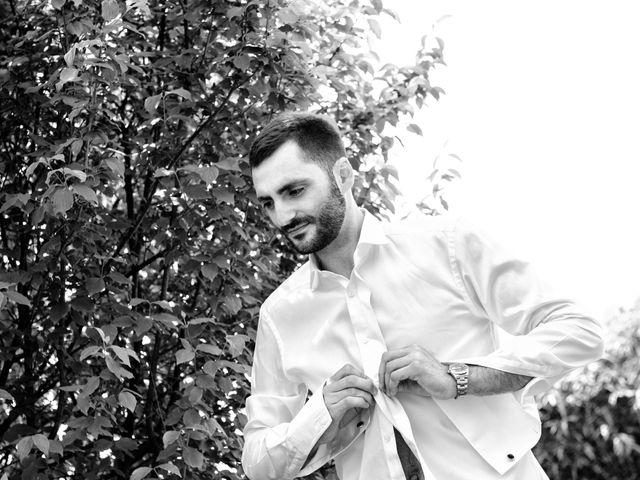 Il matrimonio di Emanuele e Valeria a Fino Mornasco, Como 5