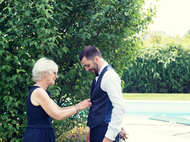 Il matrimonio di Emanuele e Valeria a Fino Mornasco, Como 11
