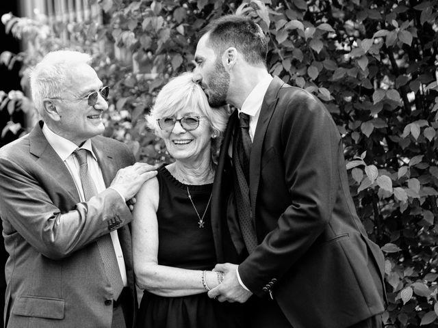 Il matrimonio di Emanuele e Valeria a Fino Mornasco, Como 15