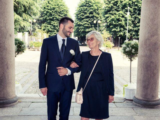 Il matrimonio di Emanuele e Valeria a Fino Mornasco, Como 34