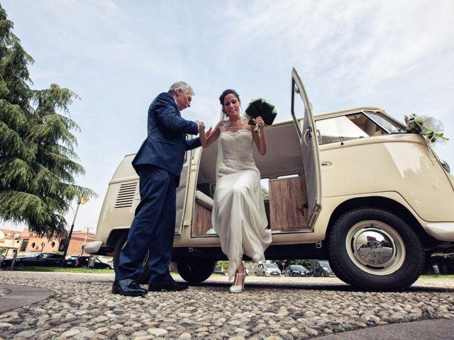 Il matrimonio di Emanuele e Valeria a Fino Mornasco, Como 35