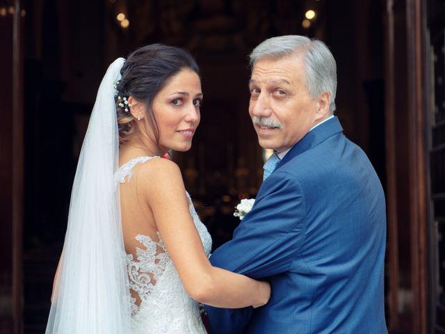 Il matrimonio di Emanuele e Valeria a Fino Mornasco, Como 36