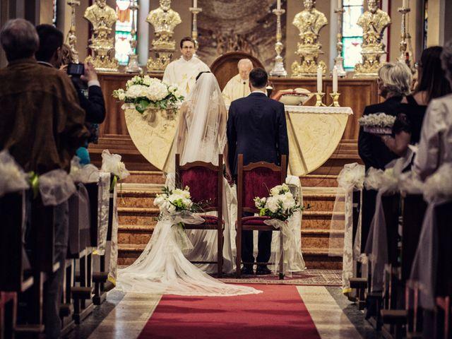 Il matrimonio di Emanuele e Valeria a Fino Mornasco, Como 38