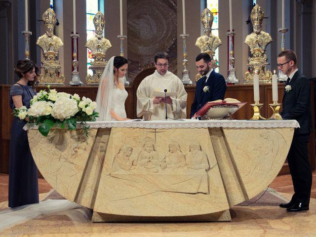 Il matrimonio di Emanuele e Valeria a Fino Mornasco, Como 40