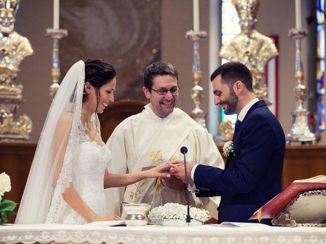 Il matrimonio di Emanuele e Valeria a Fino Mornasco, Como 43