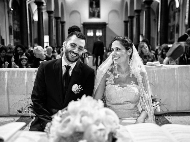 Il matrimonio di Emanuele e Valeria a Fino Mornasco, Como 45