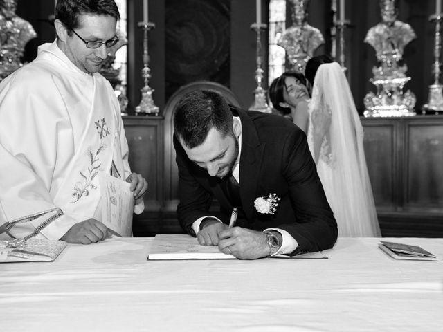 Il matrimonio di Emanuele e Valeria a Fino Mornasco, Como 46