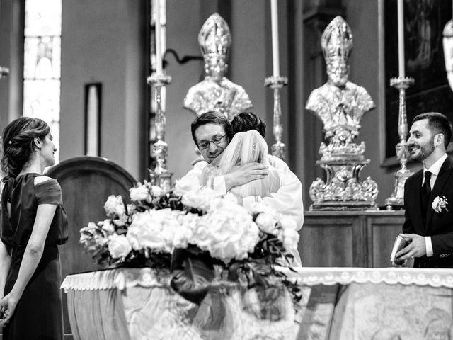 Il matrimonio di Emanuele e Valeria a Fino Mornasco, Como 47