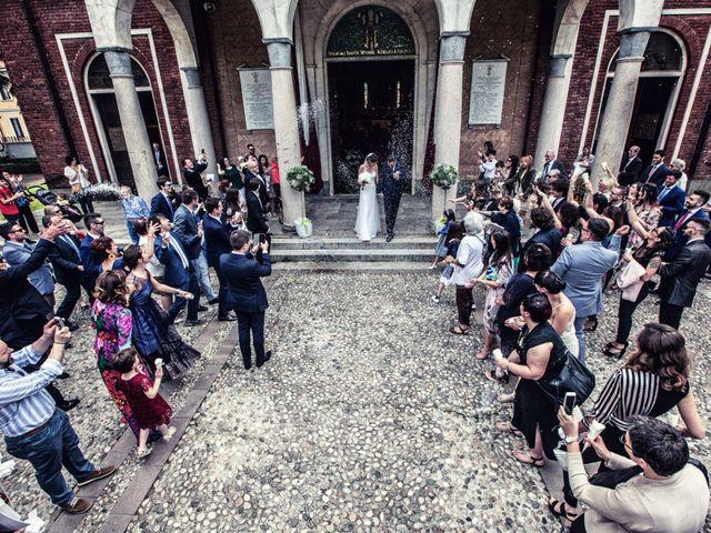 Il matrimonio di Emanuele e Valeria a Fino Mornasco, Como 49