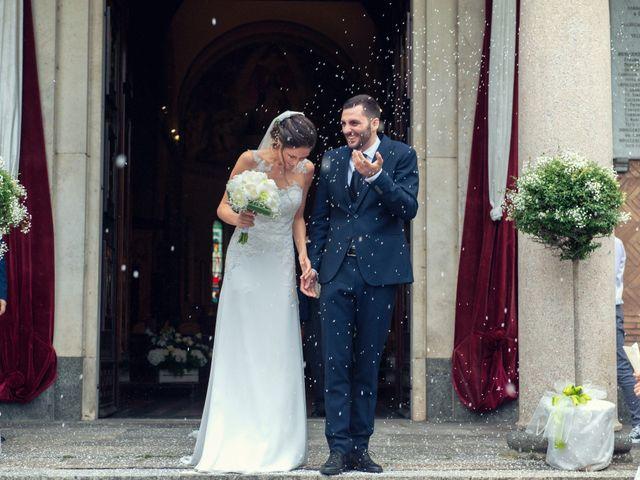 Il matrimonio di Emanuele e Valeria a Fino Mornasco, Como 50