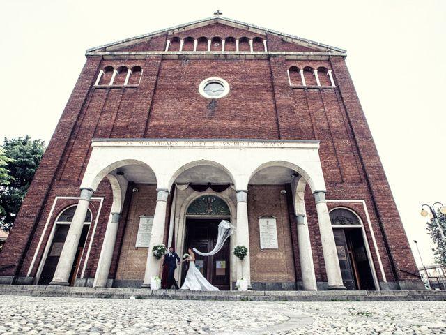 Il matrimonio di Emanuele e Valeria a Fino Mornasco, Como 52