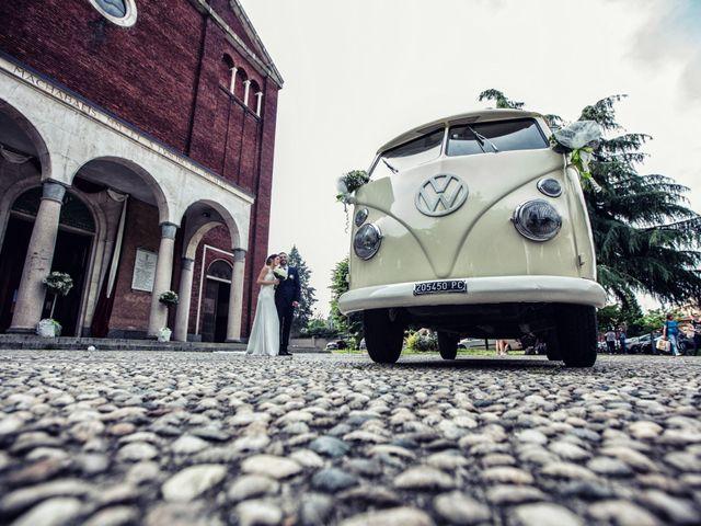 Il matrimonio di Emanuele e Valeria a Fino Mornasco, Como 1