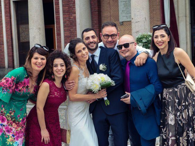 Il matrimonio di Emanuele e Valeria a Fino Mornasco, Como 53