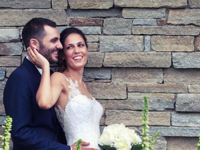 Il matrimonio di Emanuele e Valeria a Fino Mornasco, Como 61