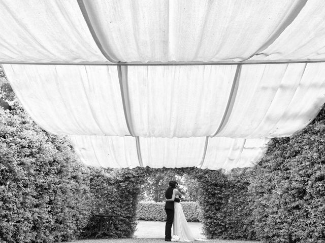 le nozze di Valeria e Emanuele
