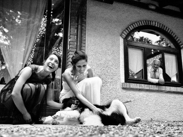 Il matrimonio di Emanuele e Valeria a Fino Mornasco, Como 2