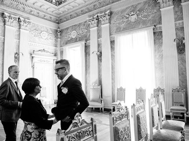 Il matrimonio di Luca e Francesca a Aosta, Aosta 4