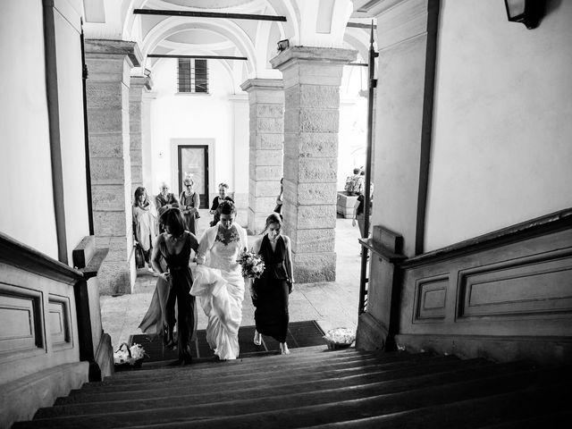 Il matrimonio di Luca e Francesca a Aosta, Aosta 5