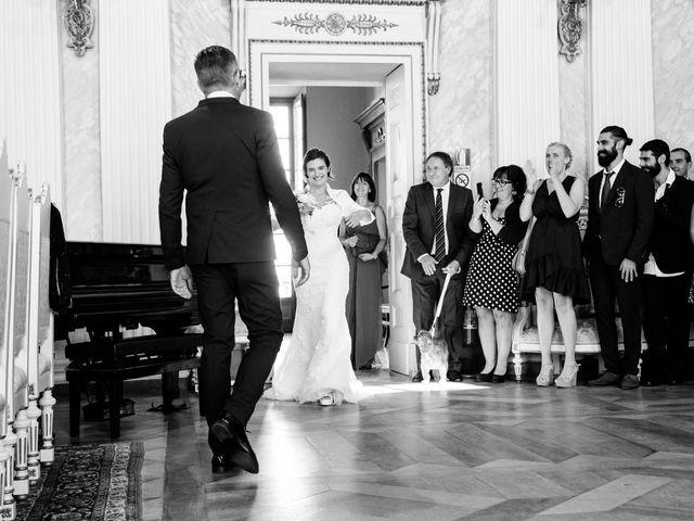 Il matrimonio di Luca e Francesca a Aosta, Aosta 6