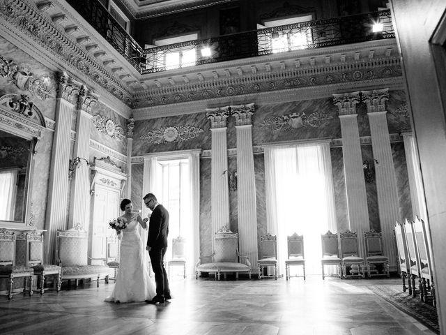 Il matrimonio di Luca e Francesca a Aosta, Aosta 7