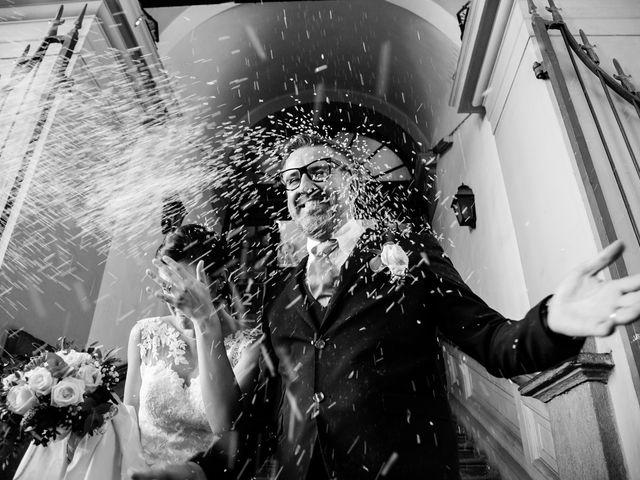 Il matrimonio di Luca e Francesca a Aosta, Aosta 8