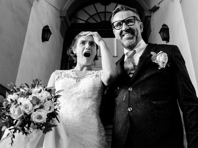 Il matrimonio di Luca e Francesca a Aosta, Aosta 9