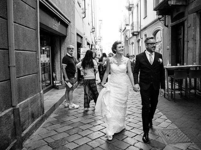 Il matrimonio di Luca e Francesca a Aosta, Aosta 11