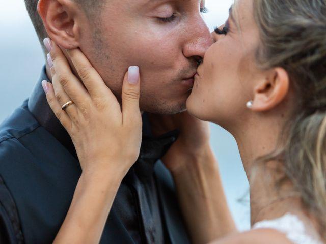 Le nozze di Miriana e Tiziano