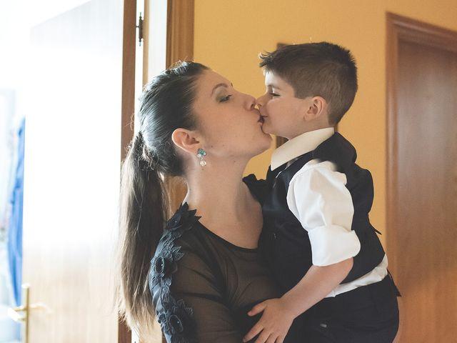 Il matrimonio di Lorenzo e Giulia a Corridonia, Macerata 13