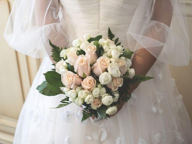 Il matrimonio di Lorenzo e Giulia a Corridonia, Macerata 38