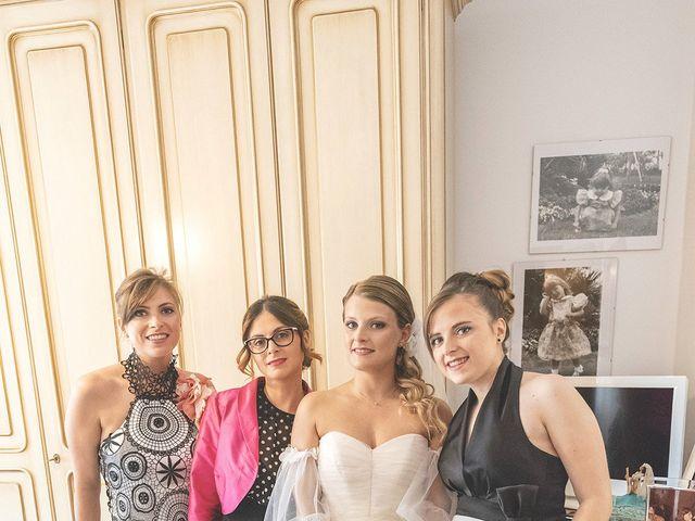 Il matrimonio di Lorenzo e Giulia a Corridonia, Macerata 40