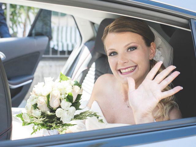 Il matrimonio di Lorenzo e Giulia a Corridonia, Macerata 44