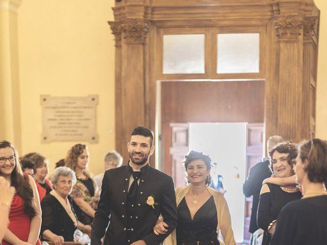 Il matrimonio di Lorenzo e Giulia a Corridonia, Macerata 45