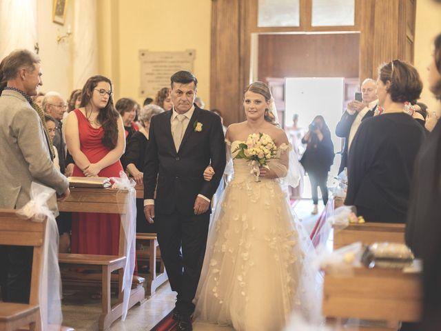 Il matrimonio di Lorenzo e Giulia a Corridonia, Macerata 46